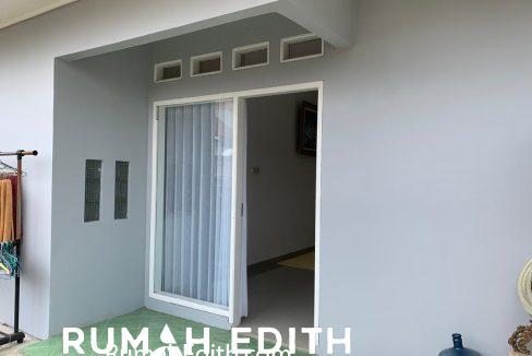 Dijual Rumah second siap huni di Mampang Depok. 1,8 M rumah edith 2