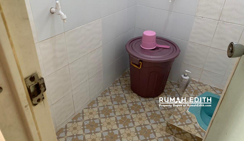 Dijual Rumah second siap huni di Mampang Depok. 1,8 M rumah edith 3