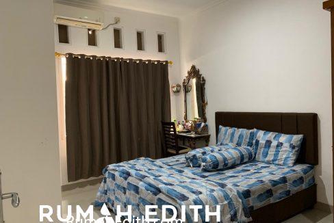 Dijual Rumah second siap huni di Mampang Depok. 1,8 M rumah edith 6