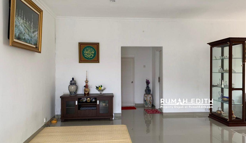 Dijual Rumah second siap huni di Mampang Depok. 1,8 M rumah edith 8