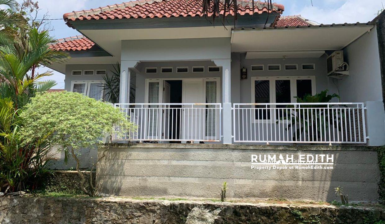 Dijual Rumah second siap huni di Mampang Depok. 1,8 M rumah edith 9