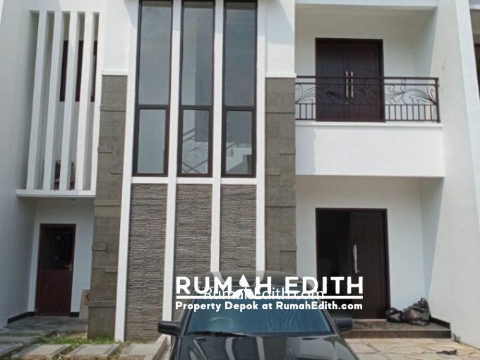 Dijual Townhouse Di Moch Kahfi 1 jagakarsa jakarta selatan, 2.5 M rumah edith