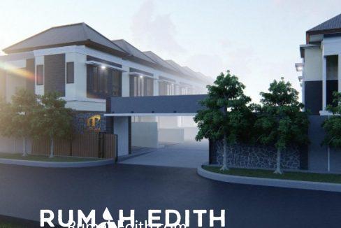 Dijual Townhouse Di Moch Kahfi 1 jagakarsa jakarta selatan, 2.5 M rumah edith 4