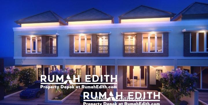 Dijual Townhouse Di Moch Kahfi 1 jagakarsa jakarta selatan, 2.5 M rumah edith 6