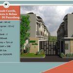 Dijual Rumah Syariah di Pamulang Tangerang Selatan, 2 Lantai 700 juta