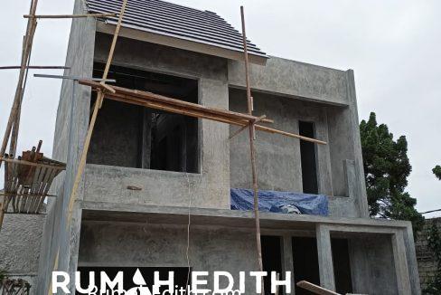 Dijual Townhouse di Cisalak, Cimanggis Depok. 976 juta rumah edith 13