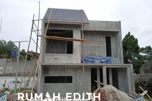 Dijual Townhouse di Cisalak, Cimanggis Depok. 976 juta rumah edith 7