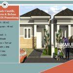 Dijual rumah syariah di pamulang tangerang selatan, 500 juta an