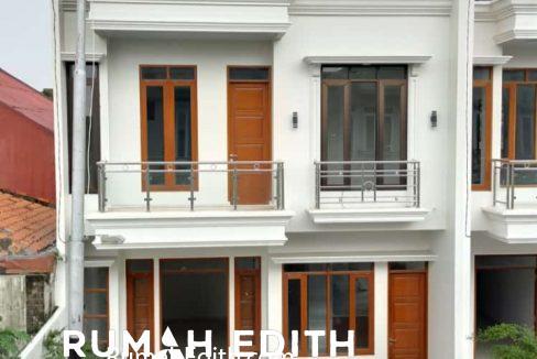 Jual Rumah Di jalan Montong, Jagakarsa Jakarta Selatan. Mewah Murah. 2.4 M rumah edith13