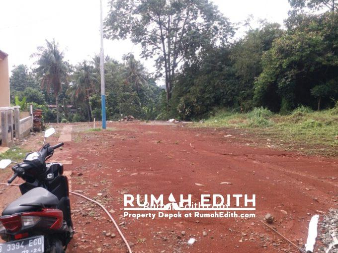 rumah edith Jual Tanah Kavling Di Kelapa Dua Depok 5jutam Siap Bangun