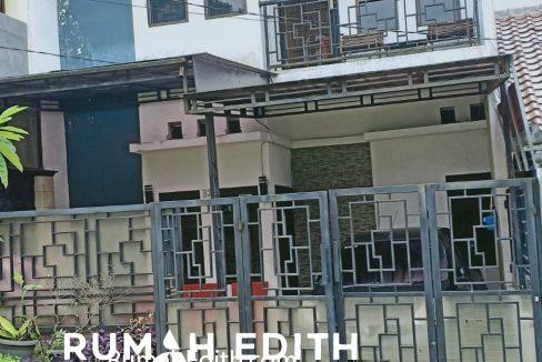 Rumah second di Beji Depok dalam cluster 1,4 M 11