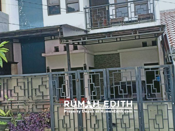 rumah edith Rumah second di Beji Depok dalam cluster 1,4 M