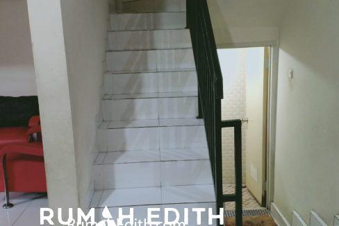 Rumah second di Beji Depok dalam cluster 1,4 M 3
