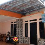 Rumah second murah di Tanah Baru Depok 750 juta