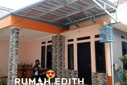 Rumah second murah di Tanah Baru Depok 750 juta 1