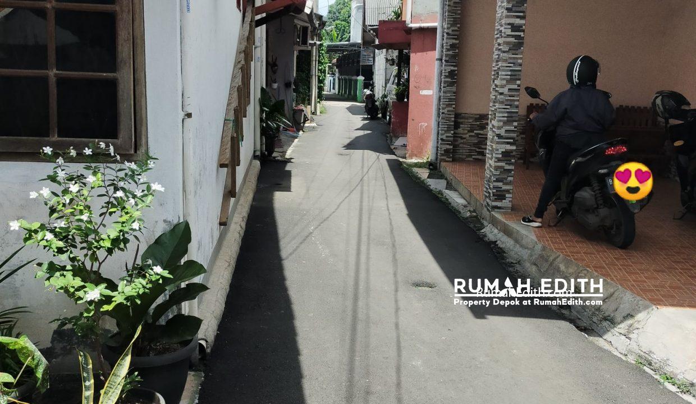 Rumah second murah di Tanah Baru Depok 750 juta 2