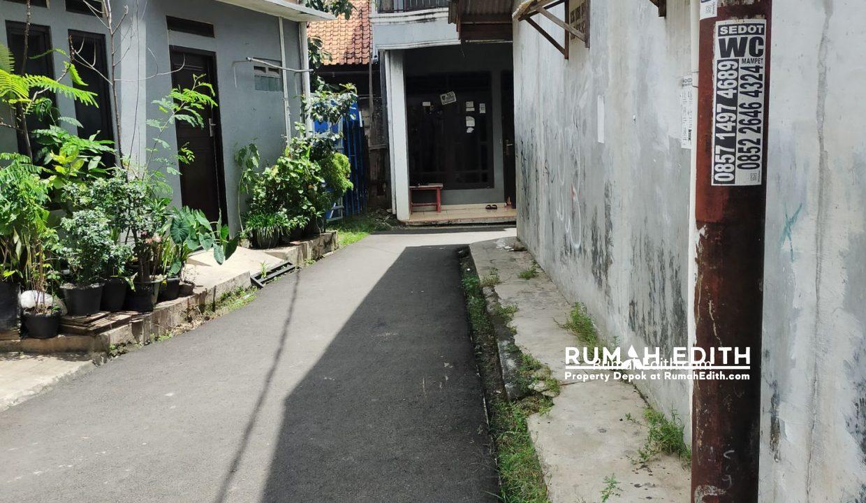 Rumah second murah di Tanah Baru Depok 750 juta 3