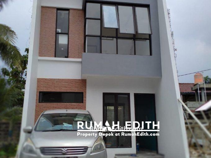 Dijual Rumah cluster di Beji Depok, dekat ke pintu toll kukusan mulai 816 juta