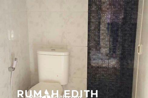 rumah edith Cluster di Jln Sukahati Cibinong Bogor, Harga 420 Jt'an 11