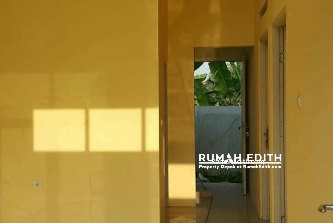 rumah edith Cluster di Jln Sukahati Cibinong Bogor, Harga 420 Jt'an 2