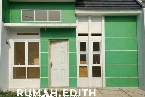 rumah edith Cluster di Jln Sukahati Cibinong Bogor, Harga 420 Jt'an 4