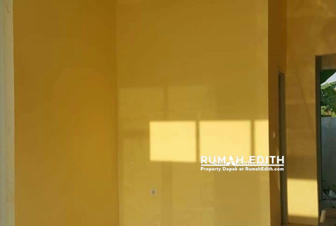 rumah edith Cluster di Jln Sukahati Cibinong Bogor, Harga 420 Jt'an 5