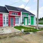 rumah edith Cluster di Jln Sukahati Cibinong Bogor, Harga 420 Jt'an