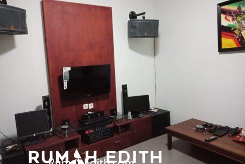 rumah edith Rumah Second di Bukit Dago, Pamulang. 1.25 m 1