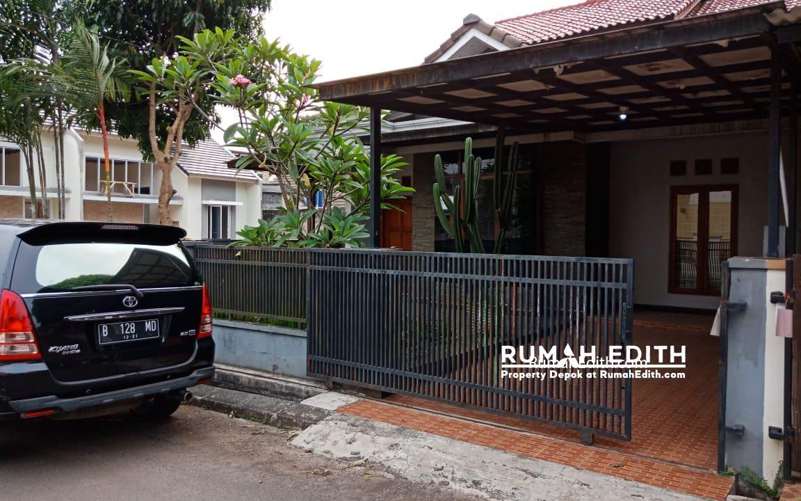 rumah edith Rumah Second di Bukit Dago, Pamulang. 1.25 m 3