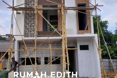 rumah edith TownHouse, 800 Juta di Cimanggis Depok 2