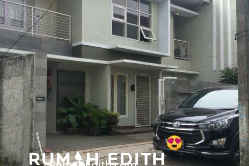 Dijual Rumah cantik di Pondok Karya Tang Sel, 2 lt jual cepat 3,3 M rumah edith