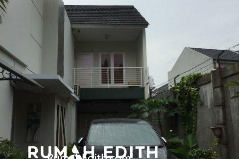 Dijual Rumah cantik di Pondok Karya Tang Sel, 2 lt jual cepat 3,3 M rumah edith 1