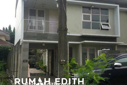 Dijual Rumah cantik di Pondok Karya Tang Sel, 2 lt jual cepat 3,3 M rumah edith 10