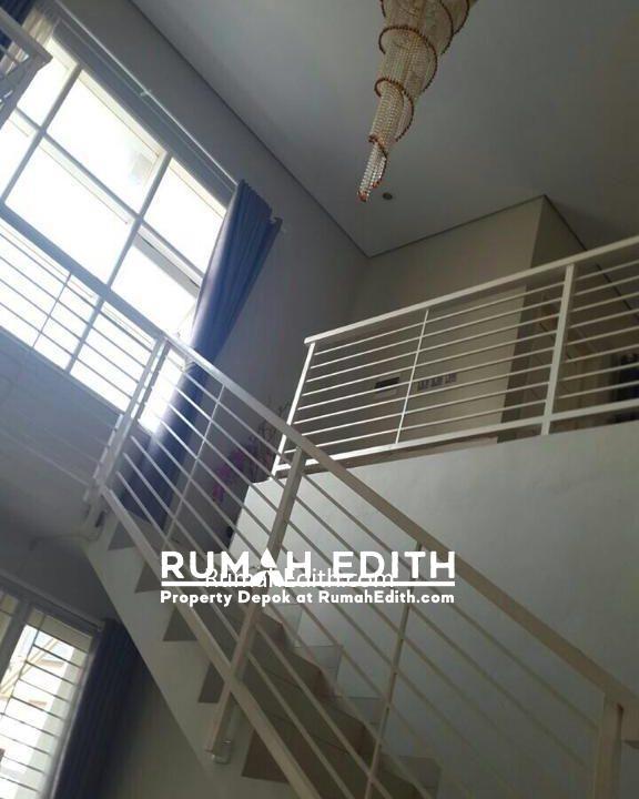 Dijual Rumah cantik di Pondok Karya Tang Sel, 2 lt jual cepat 3,3 M rumah edith 3