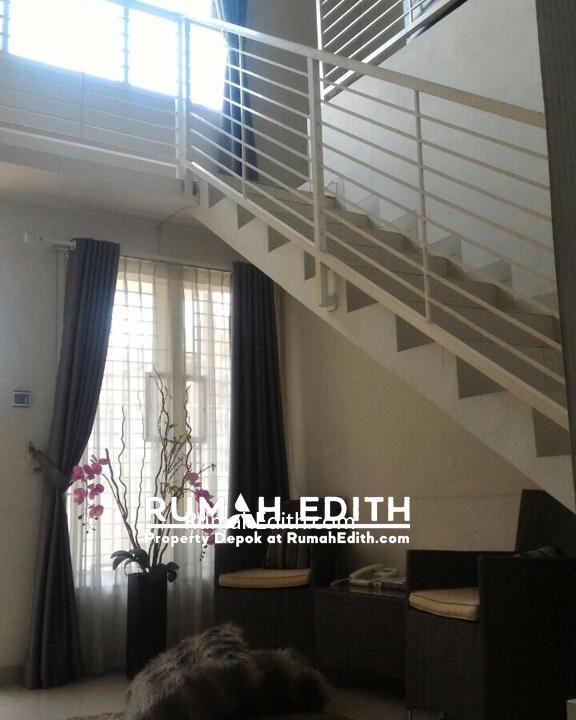 Dijual Rumah cantik di Pondok Karya Tang Sel, 2 lt jual cepat 3,3 M rumah edith 4