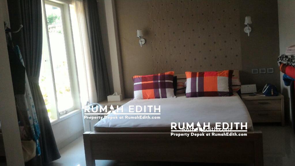 Dijual Rumah cantik di Pondok Karya Tang Sel, 2 lt jual cepat 3,3 M rumah edith 6