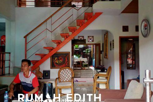 Rumah edith - Rumah Second luas minimalis 2 lantai di Jagakarsa 1,9 M 10