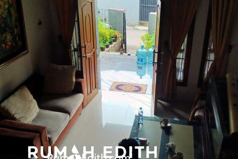 Rumah edith - Rumah Second luas minimalis 2 lantai di Jagakarsa 1,9 M 2