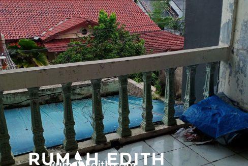 Rumah edith - Rumah Second luas minimalis 2 lantai di Jagakarsa 1,9 M 5