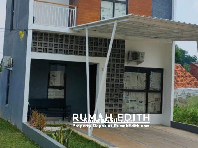 Townhouse ekslusif dan strategis di Ciputat Tangerang Selatan, 990 juta