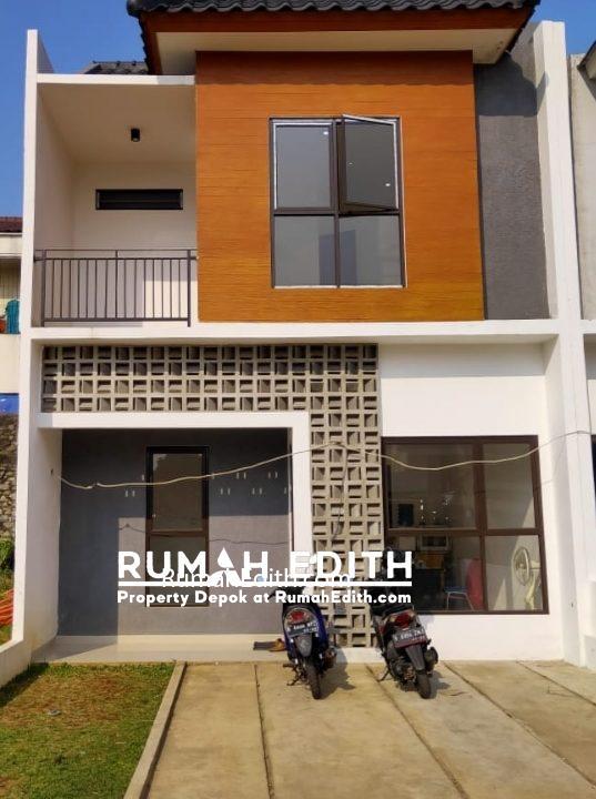 Townhouse ekslusif dan strategis di Ciputat Tangerang Selatan, 990 juta rumah edith 3