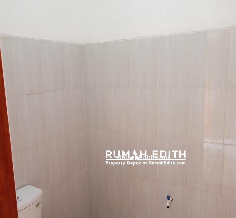 rumah edith - Dijual Rumah minimalis dalam cluster di Curug Bojongsari Depok 415 juta 1