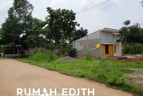 rumah edith - Dijual Rumah minimalis dalam cluster di Curug Bojongsari Depok 415 juta 4