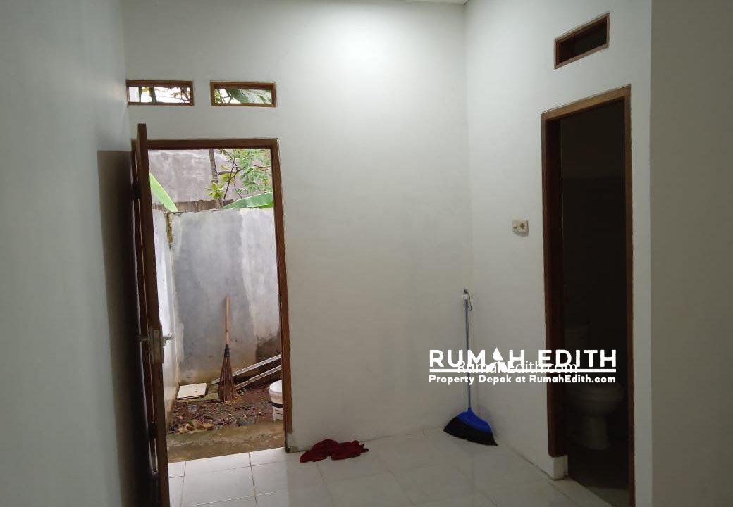 rumah edith - Dijual Rumah minimalis dalam cluster di Curug Bojongsari Depok 415 juta 8