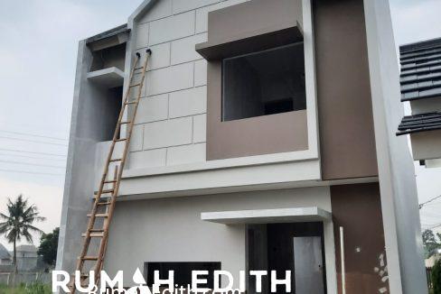 rumah edith - Dijual perumahan Modern 15 menit tol BSD Dilengkapi Smart14