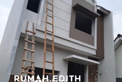 rumah edith - Dijual perumahan Modern 15 menit tol BSD Dilengkapi Smart15