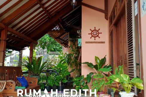 rumah edith - Rumah Mewah 2LT rumah Gadang ala Minang Ada swiming pool 10