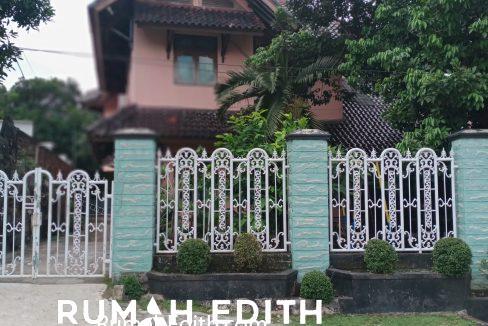Rumah 2 LT di Tanah baru Beji Depok Luas 1300m2, 14,5 M