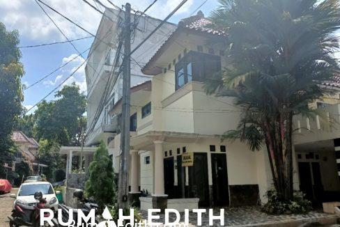 rumah edith - Rumah Second di Taman Puspa Kelapa Dua Depok 1,6 Milyar