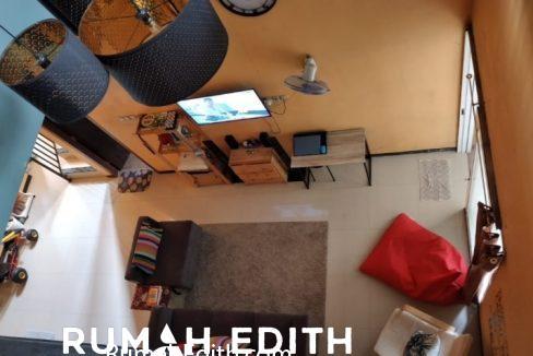 rumah edith - Rumah second 2 lantai siap huni di perum DKI Pondok Kelapa Jakarta Timur 2-7